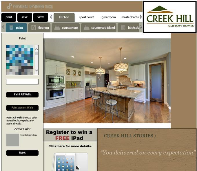 Personal Designer Home Visualizer
