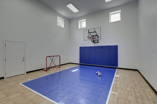 Indoor Recreation CreekHillCustom