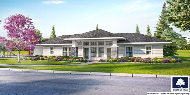 Rambler Homes Make Their Way into Luxury Living - Creek Hill ... on contemporary house exterior designs, rambler with front of garage, ranch house exterior designs, colonial home exterior designs, custom house exterior designs, split level house exterior designs, ivory home designs,