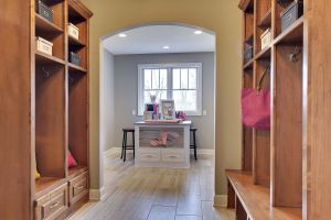 Laundry / Craft / Mudroom