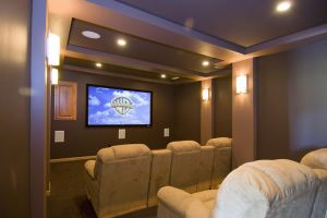 Bonus Room / Home Theater