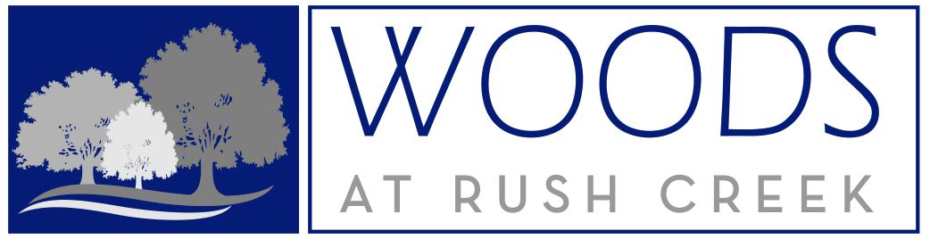 Woods at Rush Creek Logo REV03 with Border