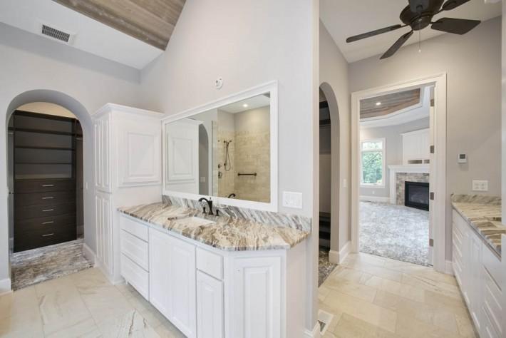 Off Site Custom Rambler - Creek Hill Custom Homes Rambler Bathroom Designs on log home bathroom designs, french country bathroom designs, split level bathroom designs, farm house bathroom designs, transitional bathroom designs,